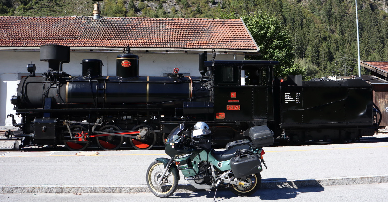 Transalp mit Zillertal- Bahn