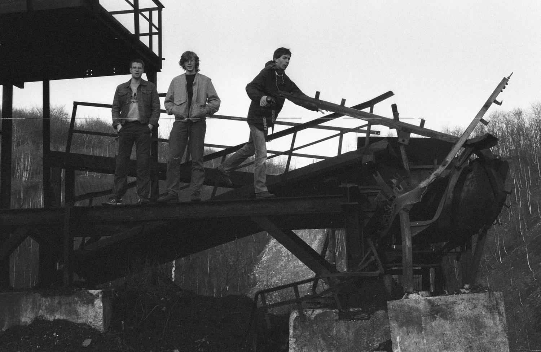 Auf Zeche- Carl Funke 1984