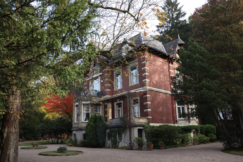 Reusch-Villa 1894-1896 erbaut