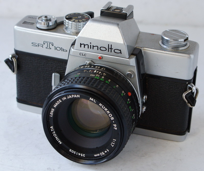 Minolta SRT 101b
