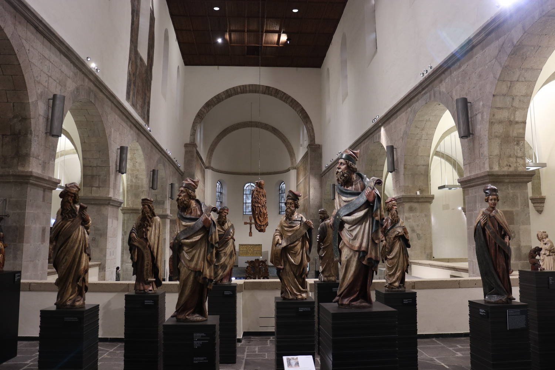 Mittelalter- Kunst im Museum Schnüttgen