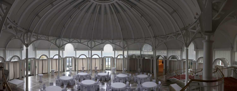 Rotunde- Festsaal des Steigenberger Hotels am Petersberg