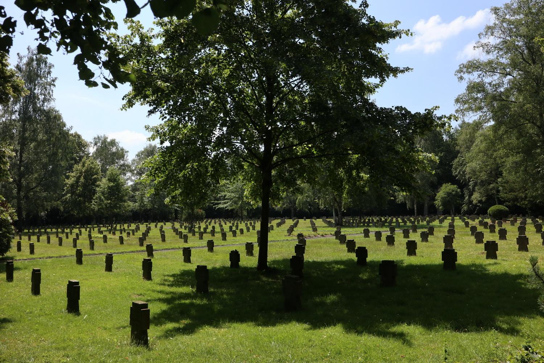 Soldatenfriedhof Ittenbach