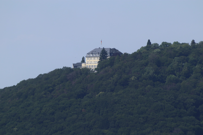Gästehaus der Bundesregierung auf dem Petersberg