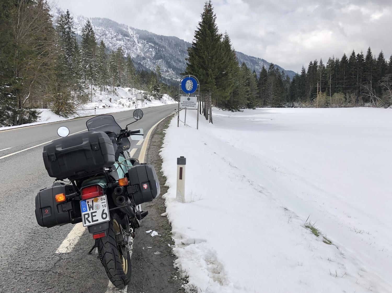 Schneeketten oder Allrad ?