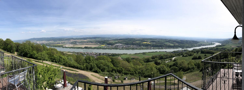 Donau- Panorama von Maria- Taferl