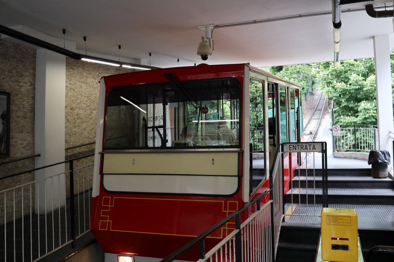 Funiculare S.Vigilio