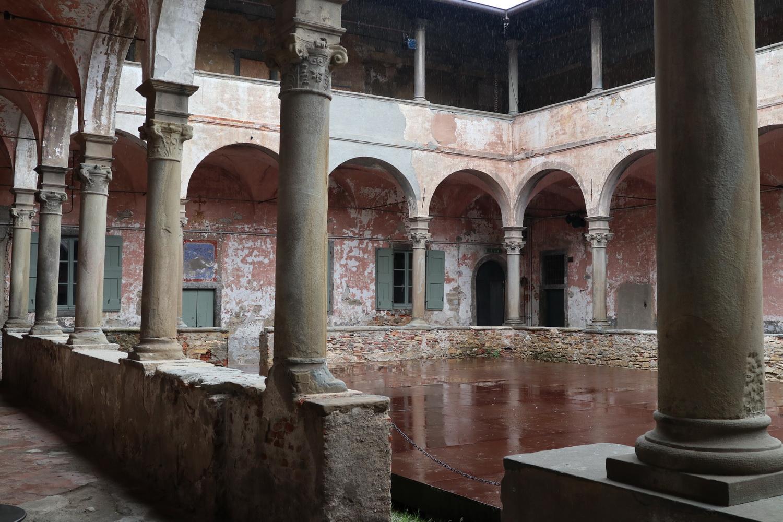 Kreuzgang Karmeliterkloster San Agata