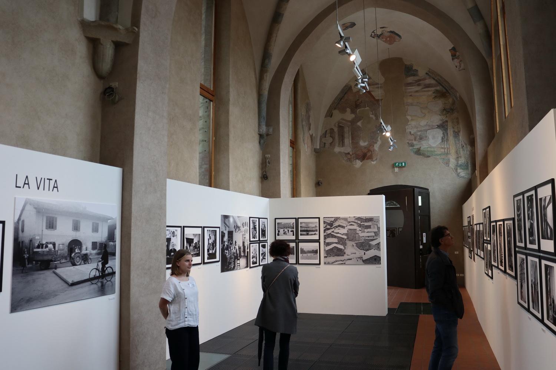 Convento San Francesco- Pepi Merisio Foto- Ausstellung