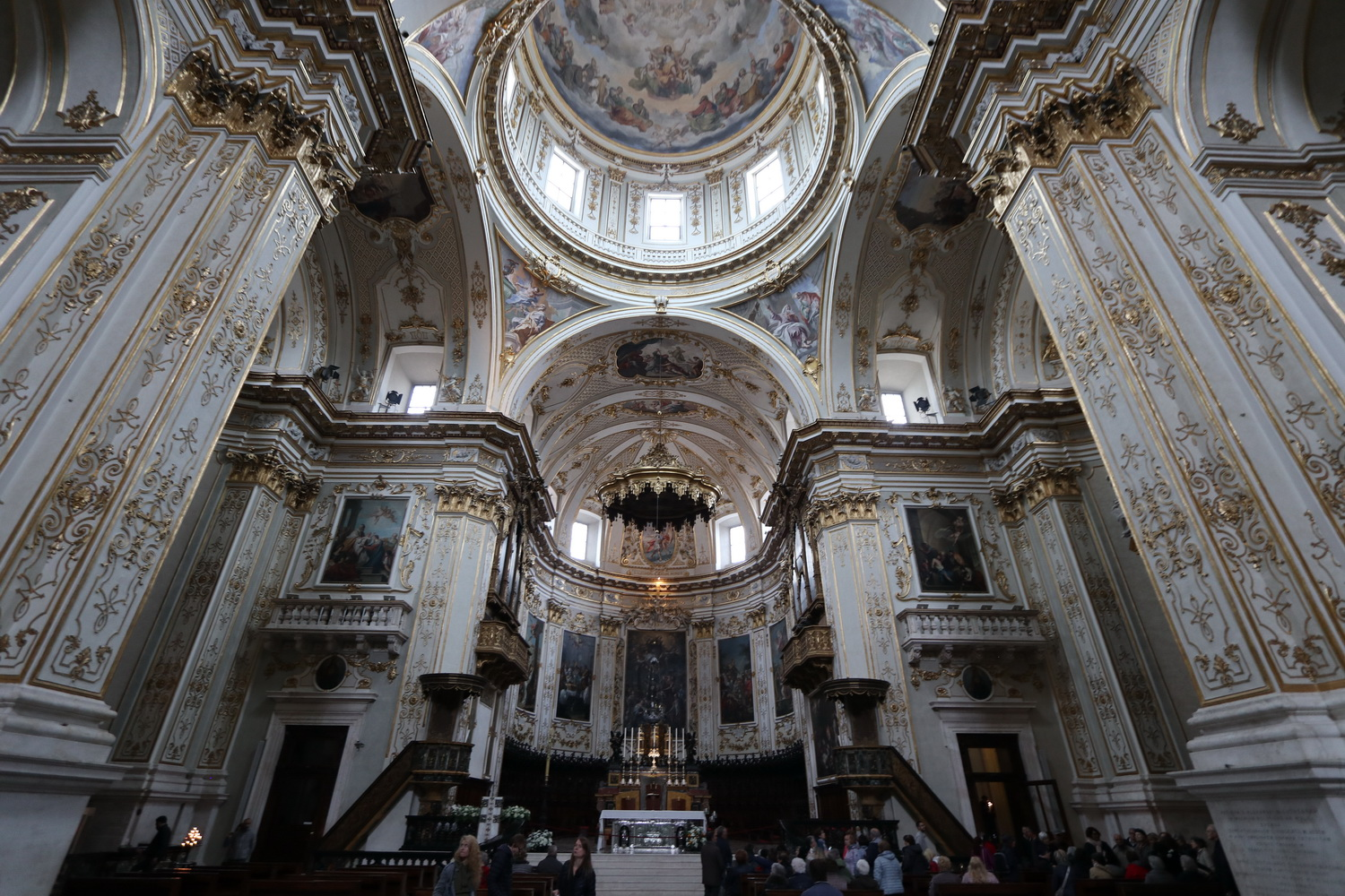 Barock in der Kathedrale S.Alessandro