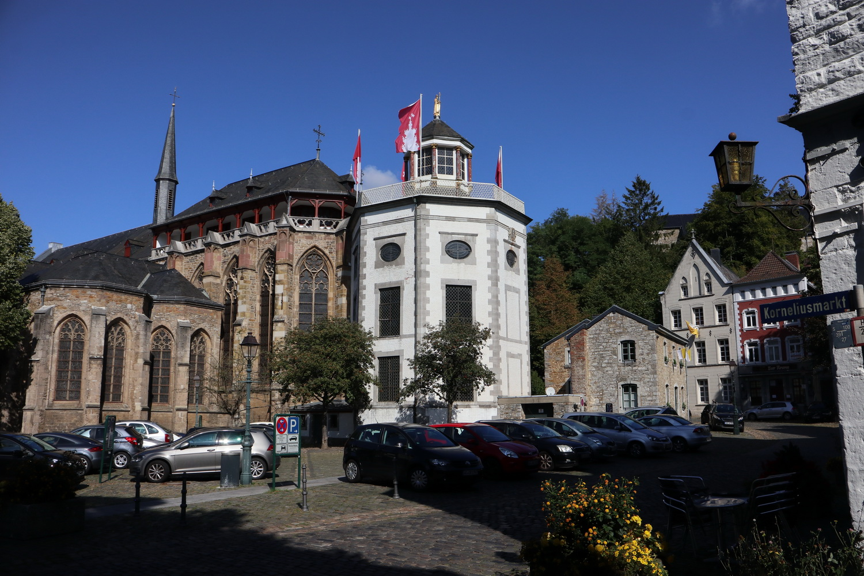 Kornelimünster- Probsteikirche St. Kornelius