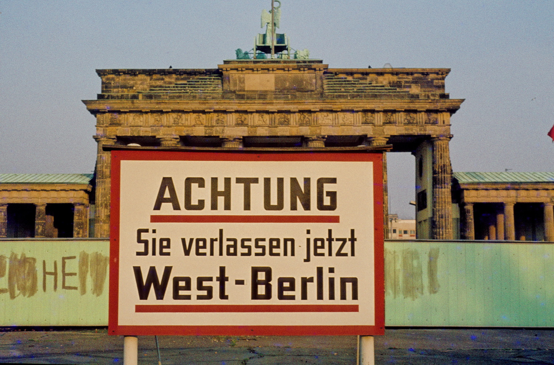 Brandenburger Tor 1978