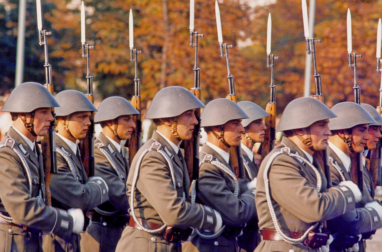 NVA- Soldaten 1978