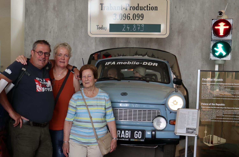 Der Trabant- Heute ein Stück DDR- Geschichte
