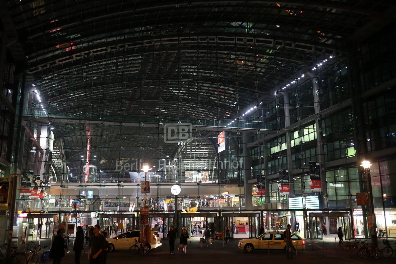 Hauptbahnhof Berlin 2017