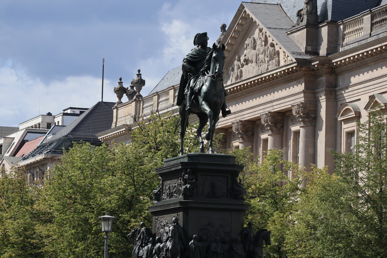 Hoch zu Roß- Der große Preussen- König Friedrich II.