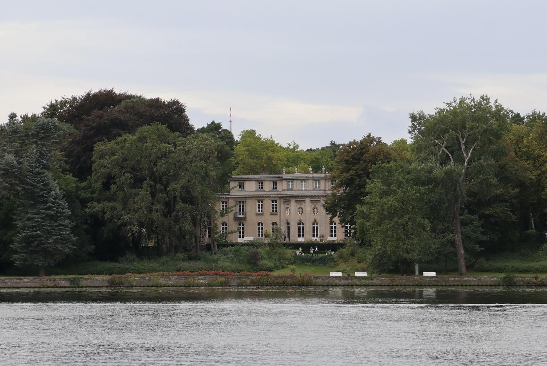 Haus der Wannseekonferenz- Holocaust Gedenkstätte