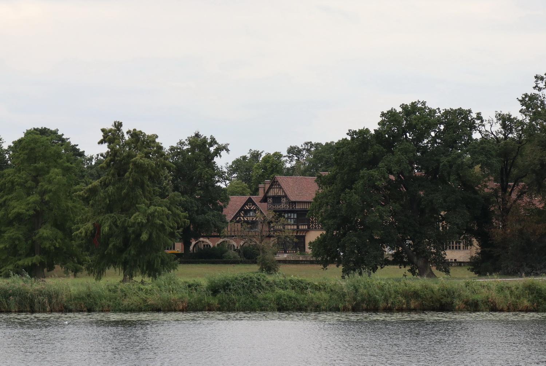 Hohenzollern- Schloss Cecilienhof