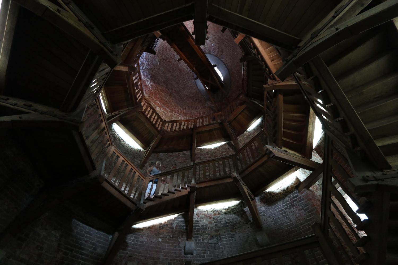 Treppenhaus im Juliusturm