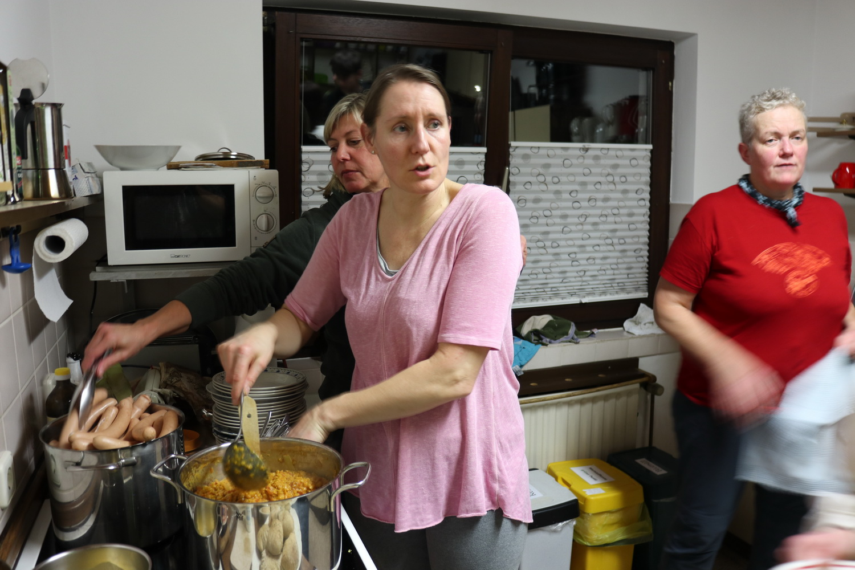 Kochbetrieb