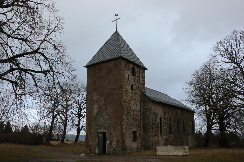 Alte Pfarrkirche St.Rochus Wollseifen
