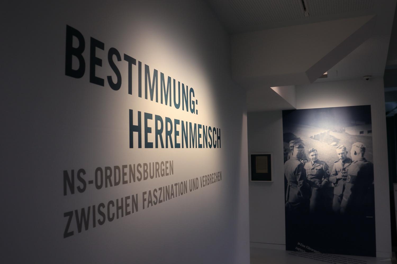 NS-Ordensburg Vogelsang- heute ein Ort zum Nachdenken