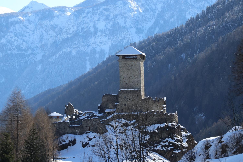 Castel Michele in Ossana
