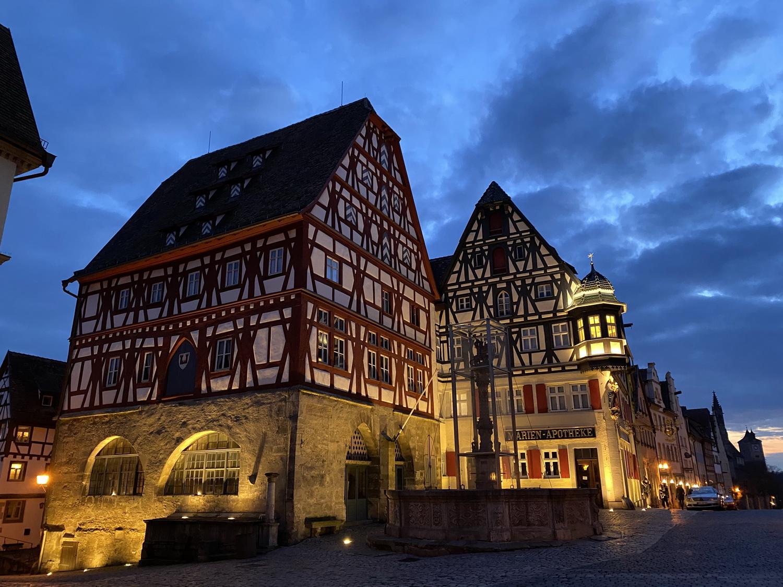 Historisches Rothenburg