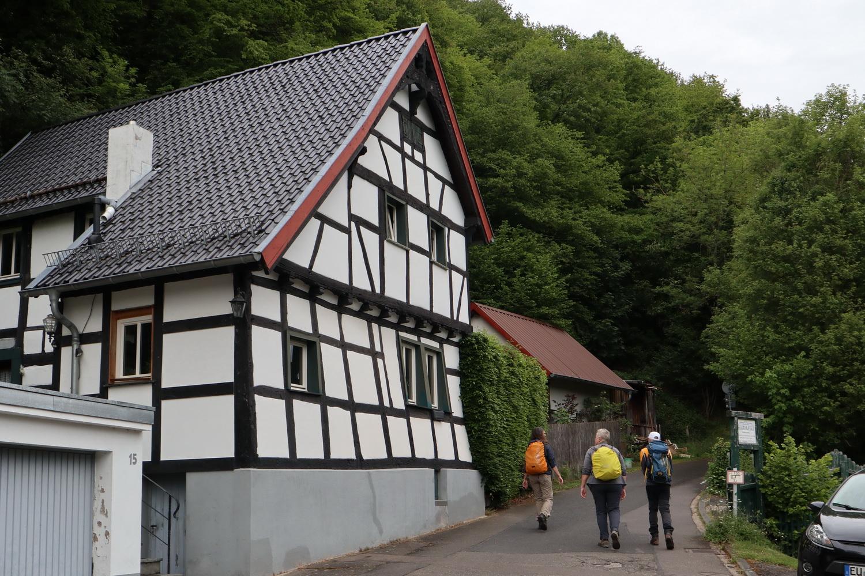 Haus Döhler- Ältestes haus Gemünds