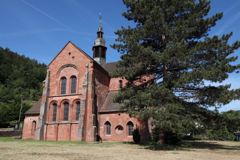 Ehemalige Klosterkirche Eußerthal