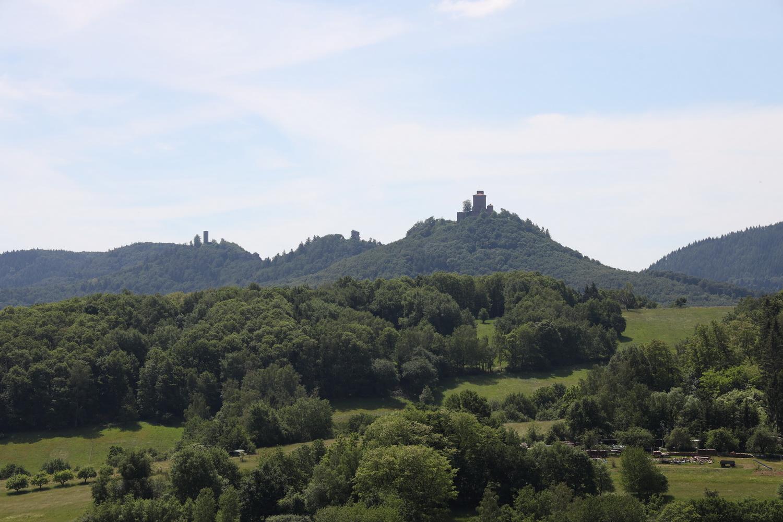 3-Burgen Blick