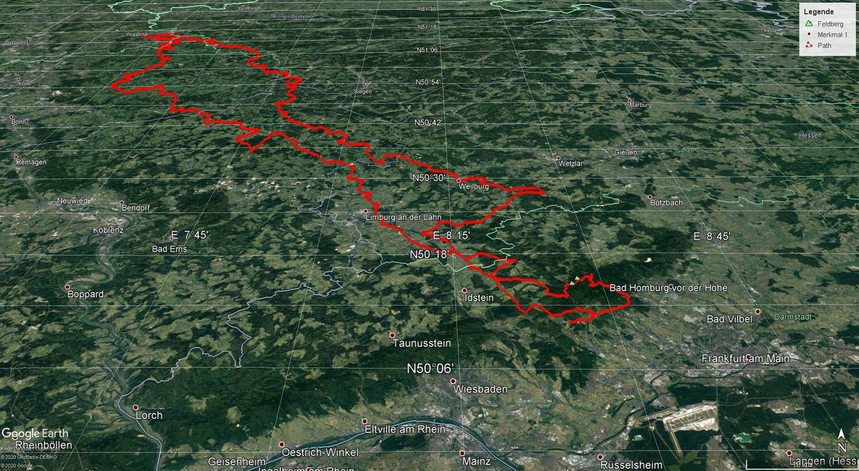 Westerwald Taunus 2020