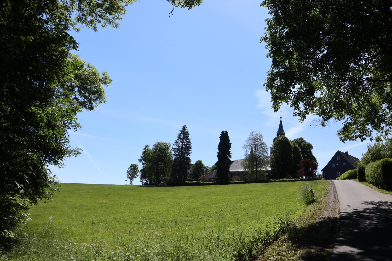 Kirche in Egen