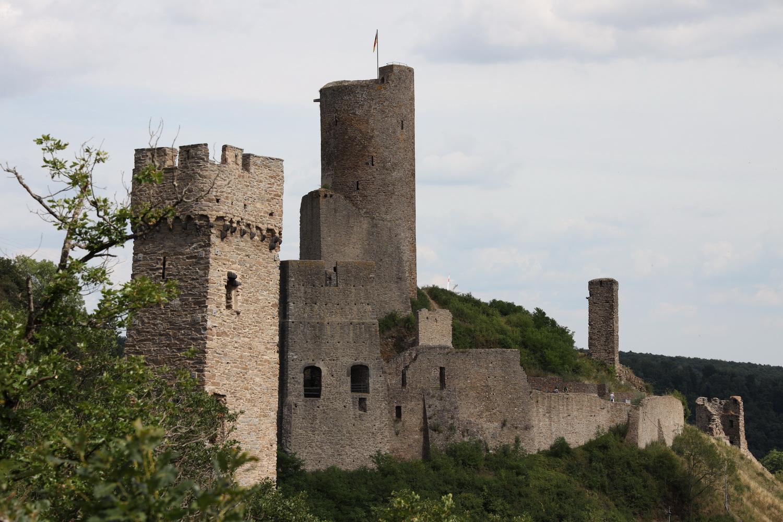 Philippsburg und Löwenburg