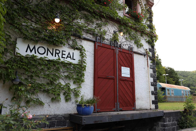 Bahnhof Monreal