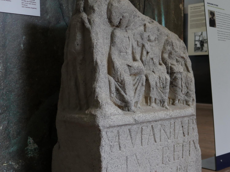 Weihestein 3.JH n. Chr. Nettersheim (Görresburg)