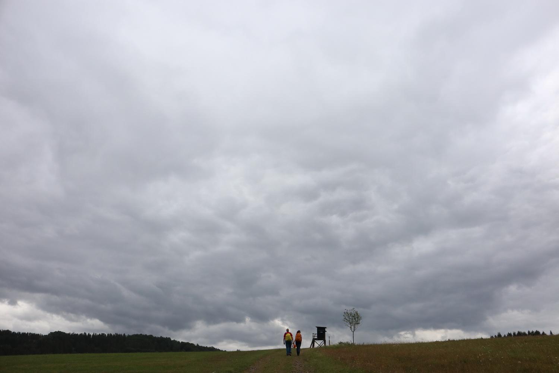Regen, Wind und Wetter...