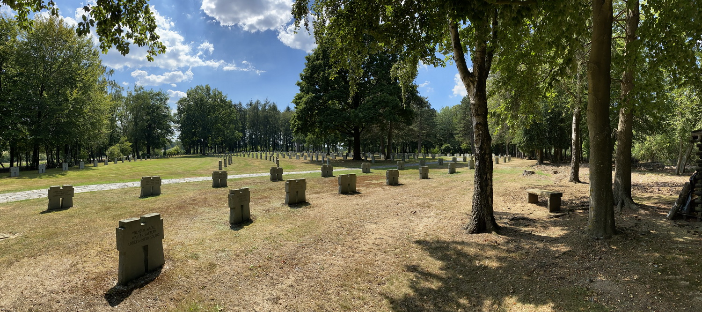 Soldatenfriedhof Hürtgenwald