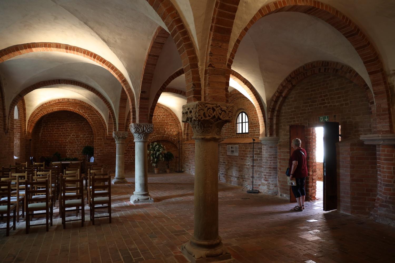 Benediktinerkloster Jerichow- Sommerrefektorium