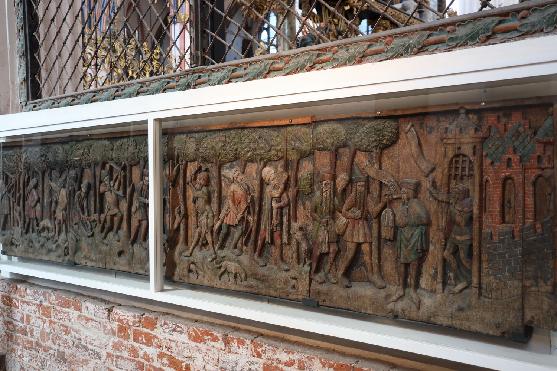 Relieftafeln 1370