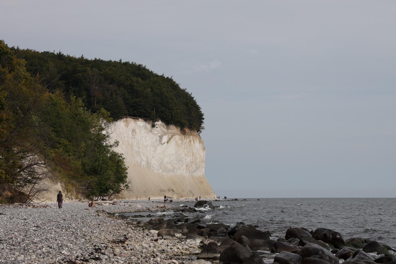 Strand bei Sassnitz
