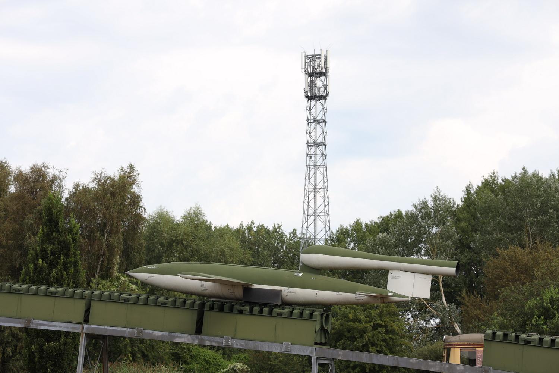 Der Anfang- Marschflugkörper V1