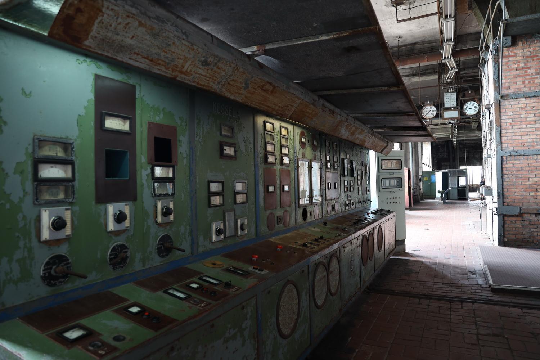 Lost Place- Kohlekraftwerk Peenemünde
