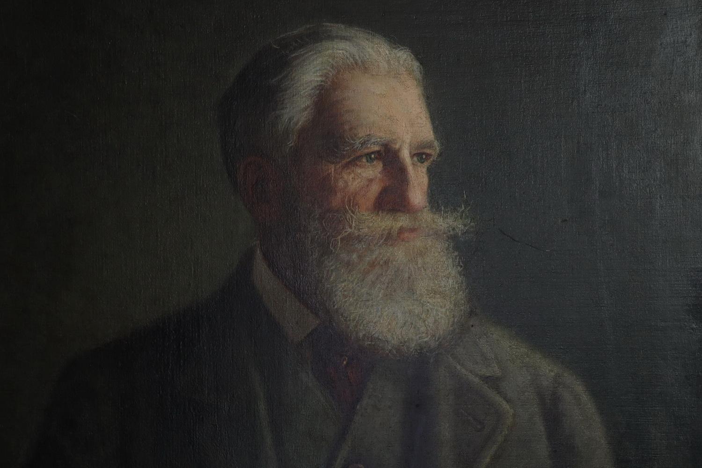 Der Graf- Hugo Sholto Oskar Georg von Douglas 1837-1912