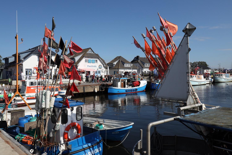 Fischerhafen Vitte