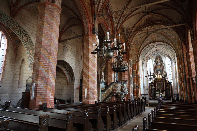 St .Marien- Bergen