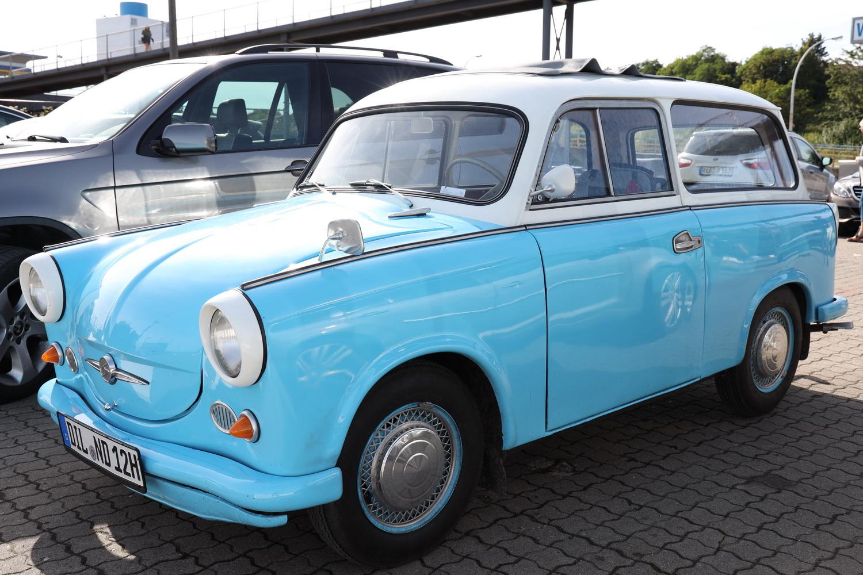 Alter DDR- Flitzer- Trabant