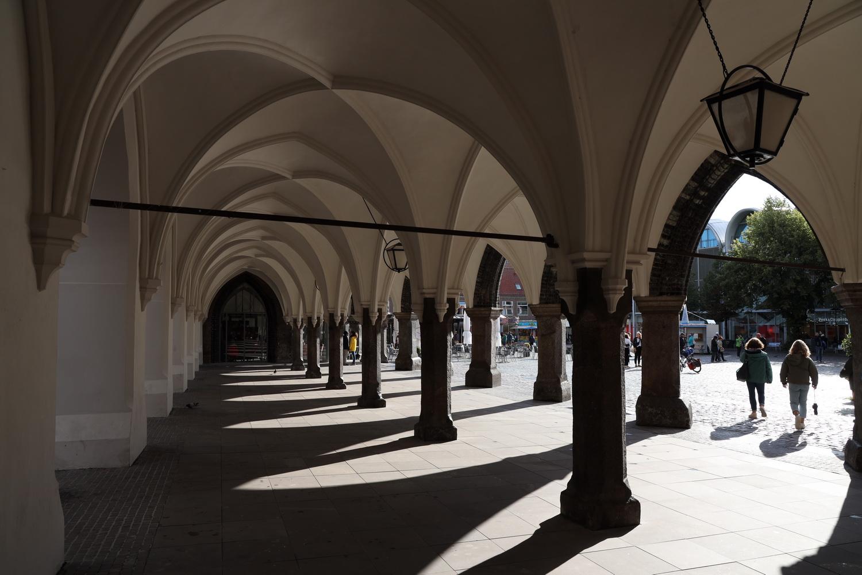 Rathaus- Arkaden