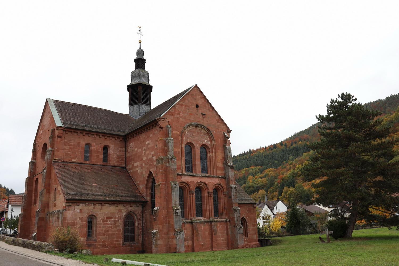 Eußerthal- Zisterzienser- Kirche