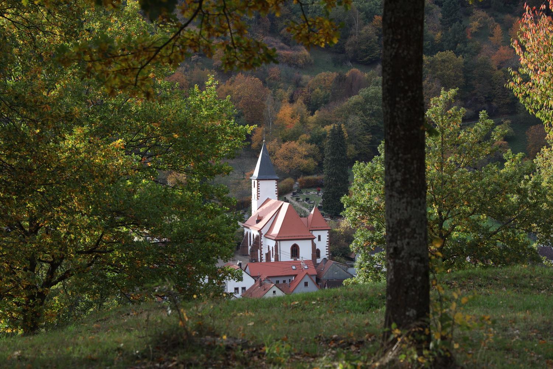 Ehemalige St.Jodici- Kapelle (1344)
